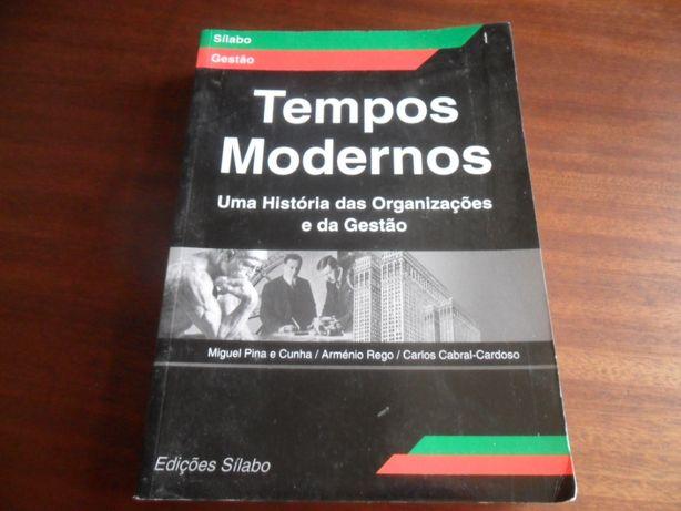 """""""Tempos Modernos"""" Uma História das Organizações e da Gestão de Miguel"""