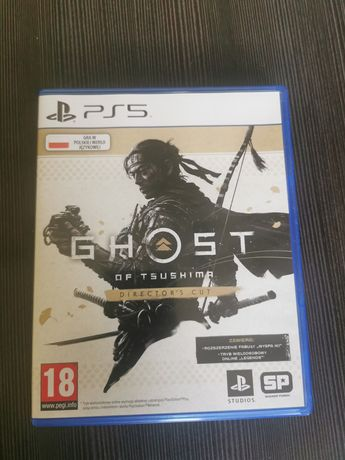 Ghost of Tsushima Directors Cut na Ps5