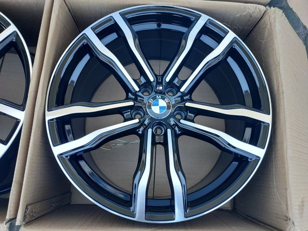 Диски BMW 5*120 20 21 X6 F16 F86 M X5 F15 M Performance 612 стиль