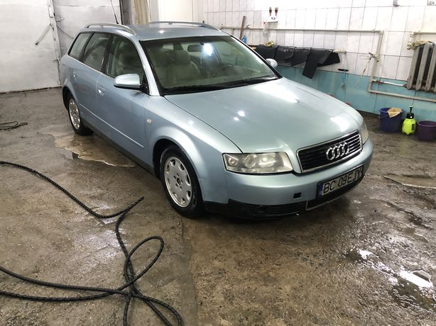 Audi a4b6 2004 1.9 механика,под растоможку