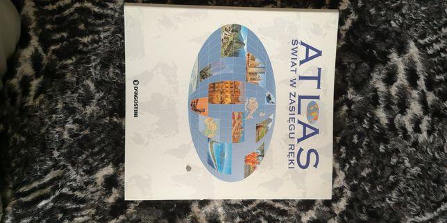 Atlas Świat w zasięgu ręki - 17 numerów