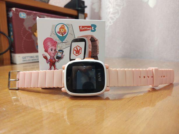 Смарт часы телефон Elari fixitime 3