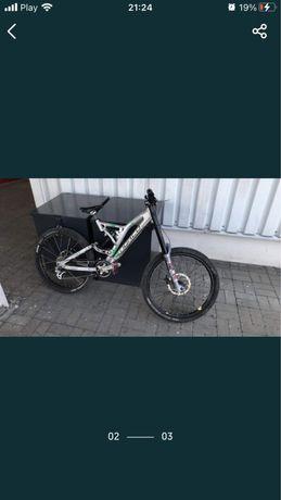 norco atomik dh dirt enduro rower wymiana