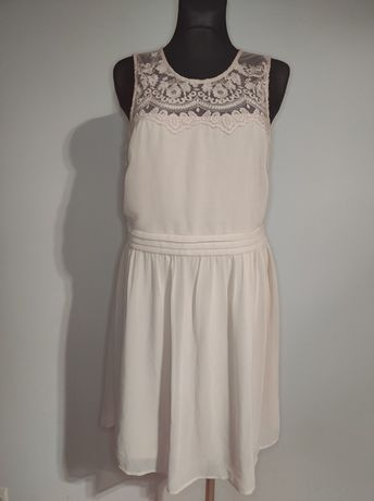Wizytowa sukienka Vero moda