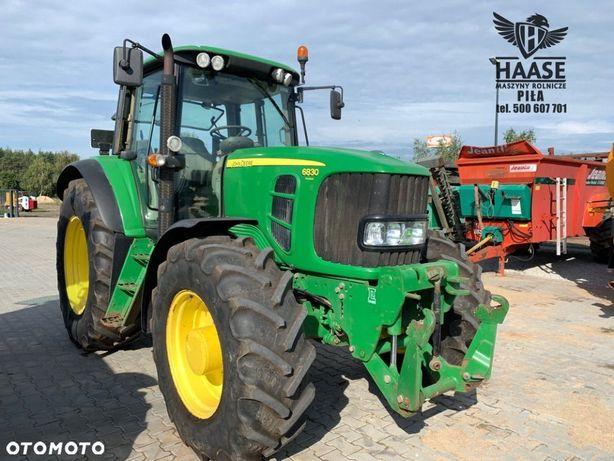 John Deere 6830 Premium 2011r. 50km/H Pneumatyka Tuz Tls Hcs Cały