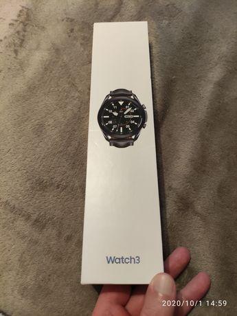 Galaxy Watch 3 45mm Preto NOVO (SM-R840)