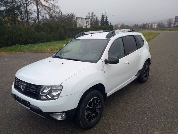 Dacia Duster 1.2 TCE*2017r*20 tyś km*Navi*Hak*Alu