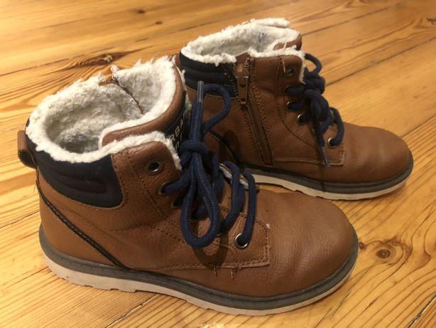 Buty zimowe dziecięce 32