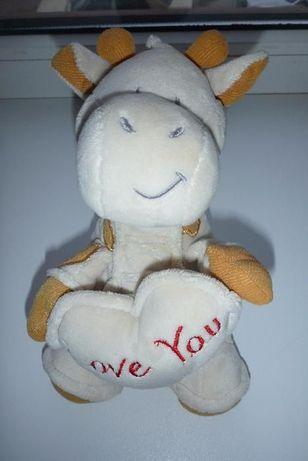 корова, м'яка іграшка