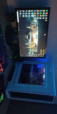 Игровой ПК , HDD 1 TB, Ram 16 GB,  NVIDIA GTX 1060 6GB