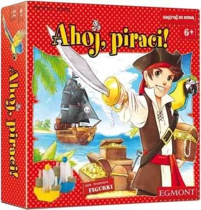 A hoj piraci, ahoj piraci, Egmont