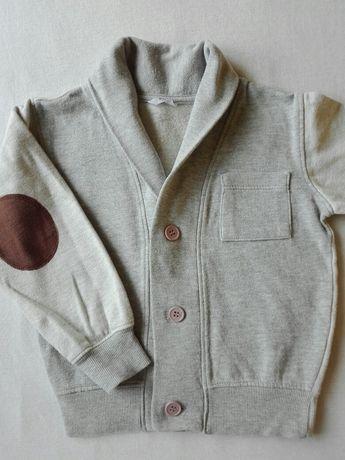 Sweterek bluza roz 116