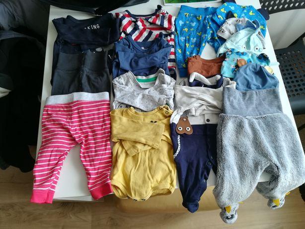 Oddam ubranka dla chłopca 56-68