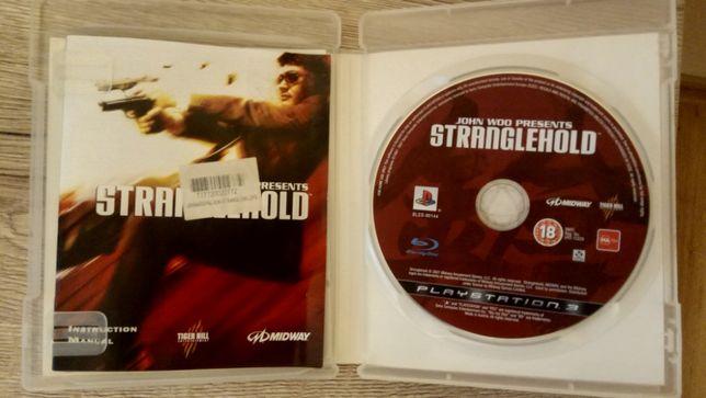 gra na konsole ps3 Stranglehold
