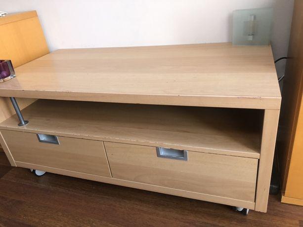 Szafka pod tv Ikea na kółkach