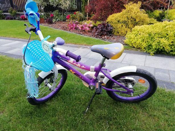 Rowerek dziecięcy.