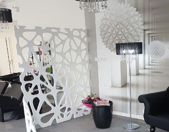 Parawan Panel Ażurowy Wachlarz Ażurowy Ścianka 3D wymiar 98 x 210 cm