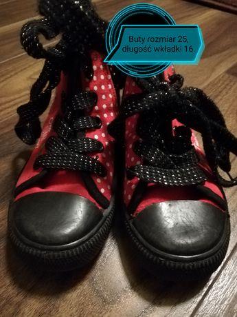Buty dla dziewczynki- Myszka Mini