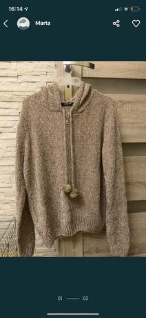 Milusi swetr z kapturem 25zl