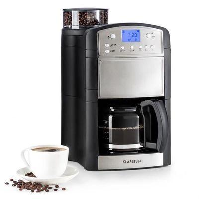 Комбинированная кофемашина и кофемолка Klarstein Aromatica - Кофеварка