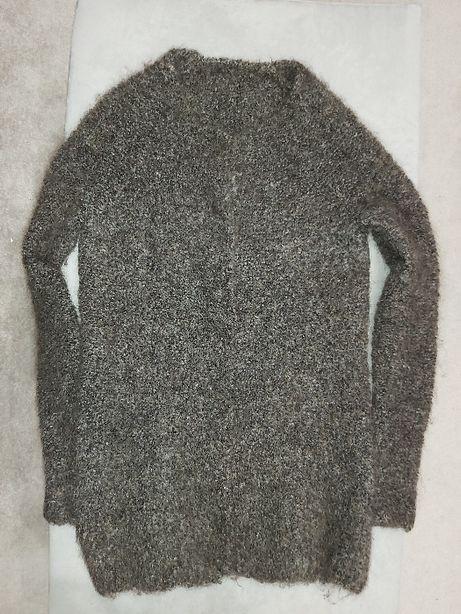 Długi gruby sweter Expresso rozm. S