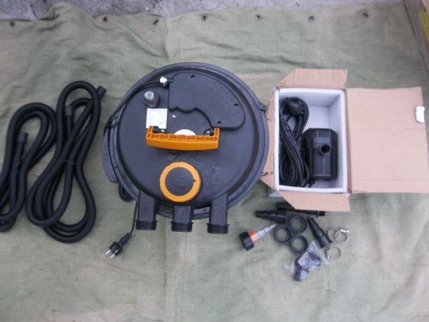 Aquaklar UV-C Фильтр для пруда-уф 11W Насос 35W