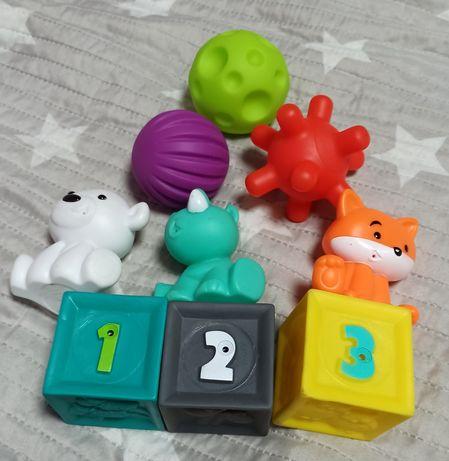 Infantino набор развивающих игрушек