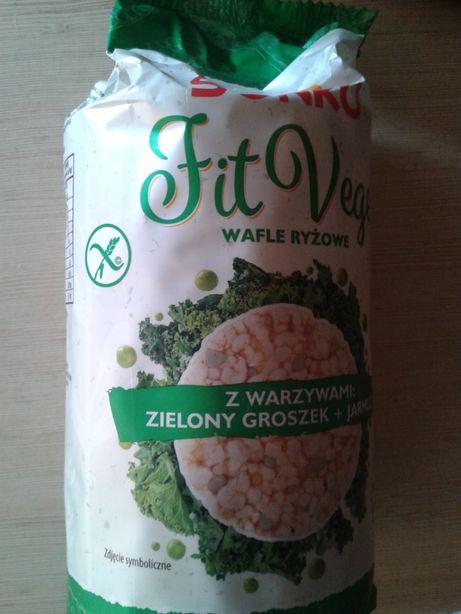 Wafle ryżowe Fit Vege