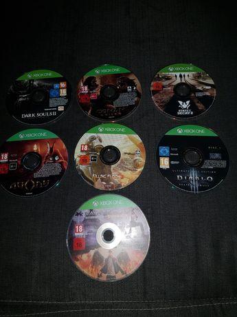Gry XBOX ONE  7 tytułów