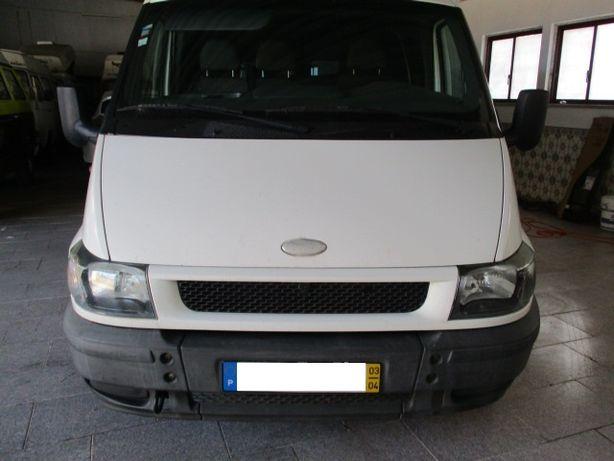 Ford Transit de 2003 2.0 DI Duratorq