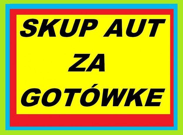 Skup Aut Skup Samochodów 24H do 7 tys. zł