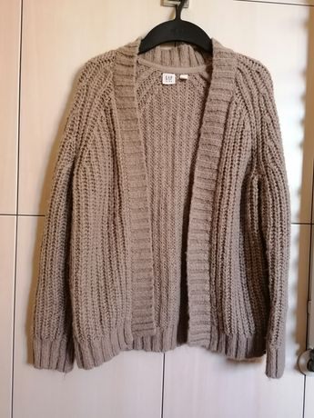 GAP sweter, kardigan rozmiar 146/152