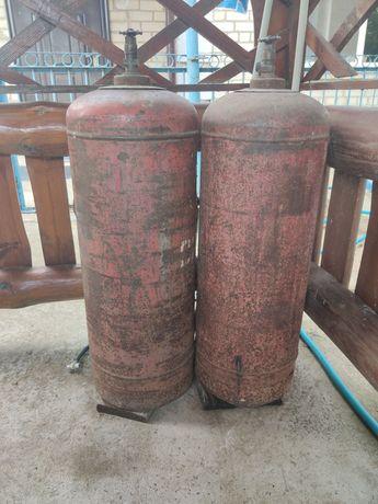 Газовый баллон на 43,8 кг