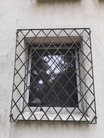 Krata Antywłamaniowa na Okno