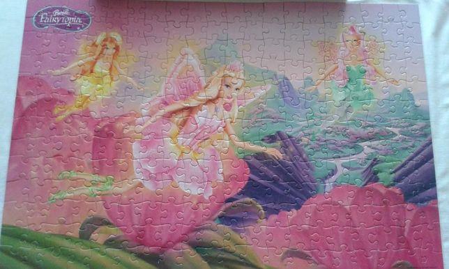 Puzzle Barbie Fairytopia Trefl 260 elementów lalka