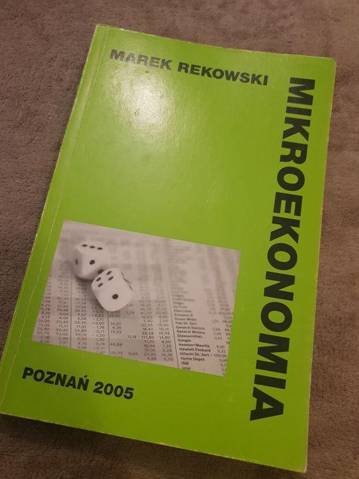 Mikroekonomia Marek Rekowski Stęszew - image 1
