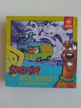 Scooby Doo gdzie jesteś? - gra planszowa
