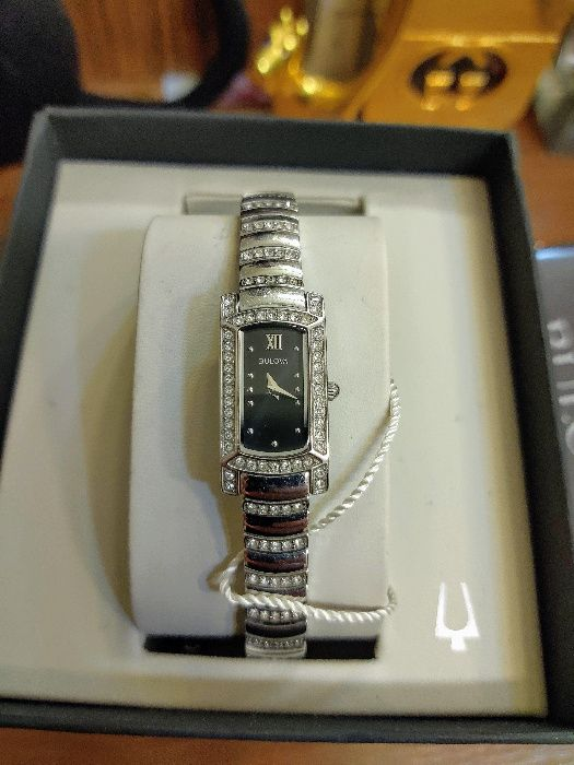 Женские часы Bulova 96L202 покупались за 220$ Луганск - изображение 1