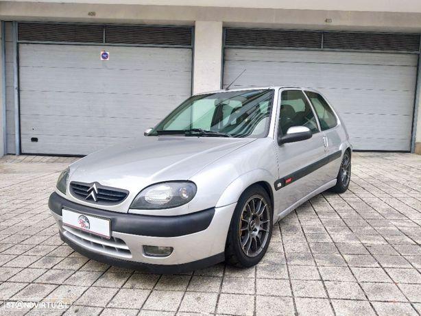 Citroën Saxo 1.6i 16V Cup