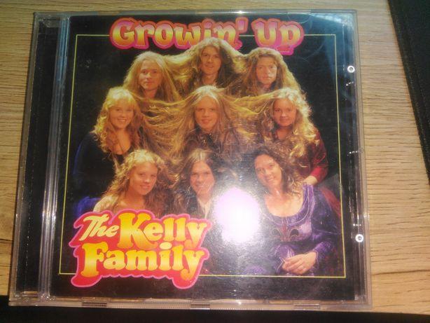 The Kelly Family - Growin`Up CD