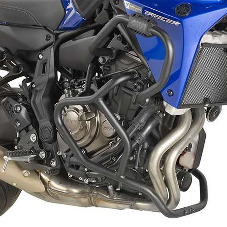 Crash-bars ferros protecção Yamaha MT-07 Tracer
