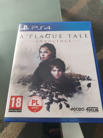 A Plague Tale innocence PL ps4 playstation