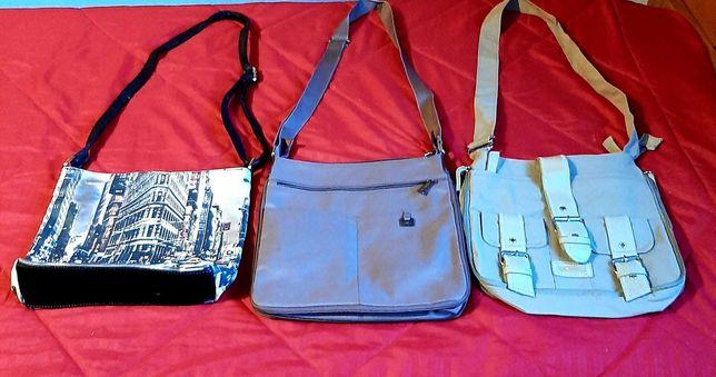 Conjunto de 3 malas