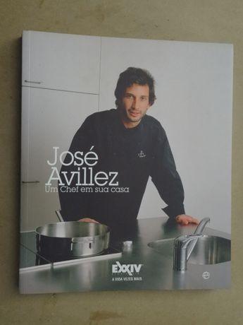 José Avillez - Um Chef em Sua Casa de José Avillez