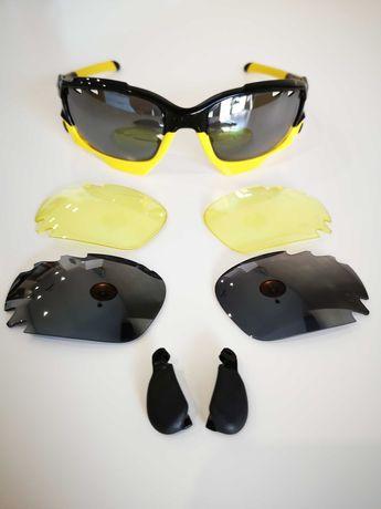 Óculos escuros Oakley Jawbone Livestrong  ::  EDIÇÃO LIMITADA