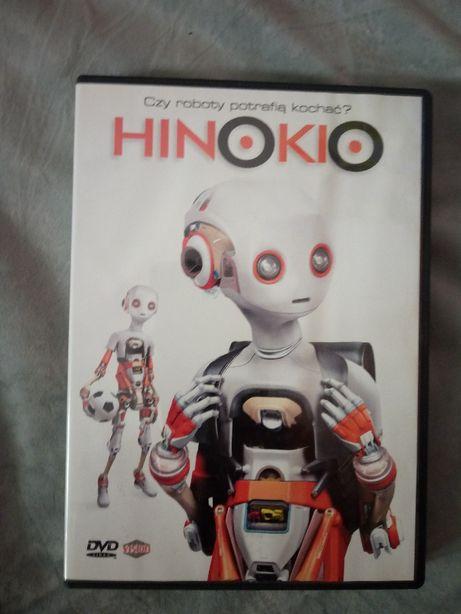 Hinokio film dla dzieci DVD