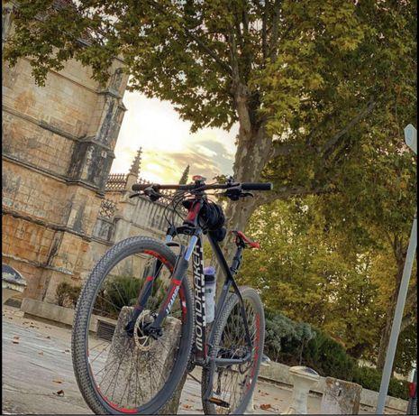 Bike mondraker aro 29