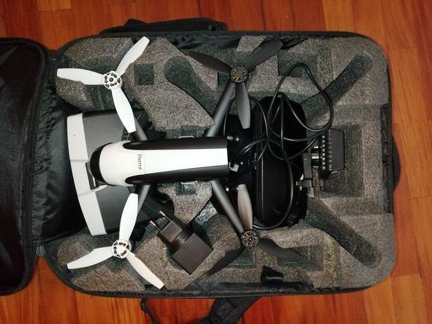 skycontroller 2, óculos FPV e mochila (ler descrição) p/ bebop 2