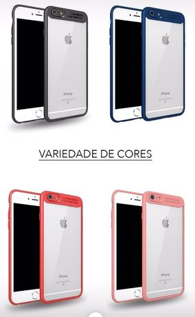 "Capas Iphone ""USAMS"" 6/6s/6Plus/7/8"