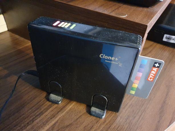 Clone+ spliter 4 karty stan idealny